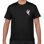 薬師如来Tシャツ 黒