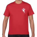薬師如来Tシャツ 赤